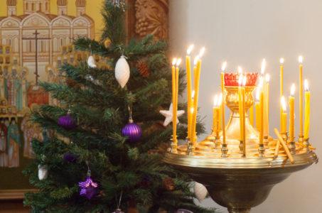 Рождество Христово. 07 января 2019 года.
