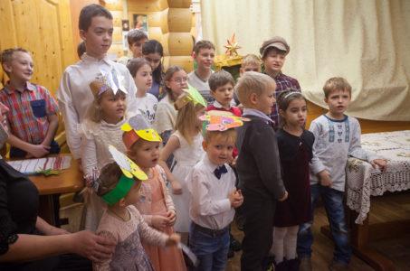 Рождественский концерт учебно-воспитательной школы «Лучики» (13 января 2019 года)